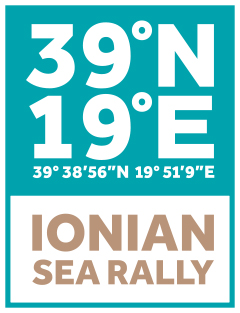 Ionian Sea Rally Logo